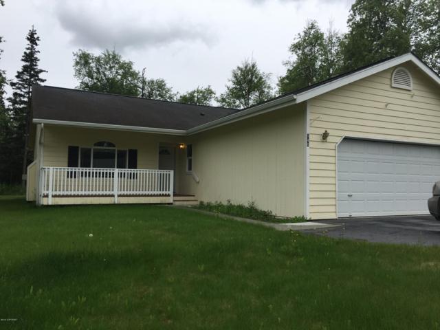 140 E Kara Circle, Wasilla, AK 99654 (MLS #18-18619) :: Core Real Estate Group