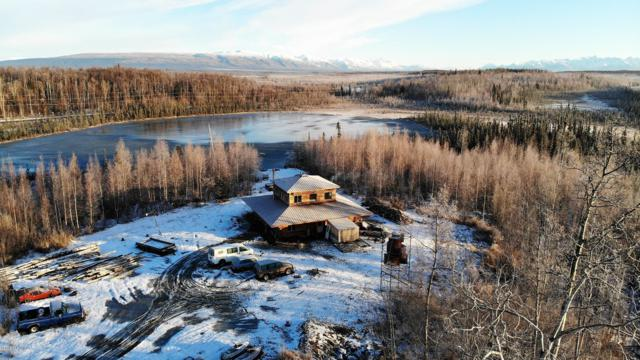 3775 Guyzer Road, Big Lake, AK 99623 (MLS #18-18755) :: RMG Real Estate Network | Keller Williams Realty Alaska Group