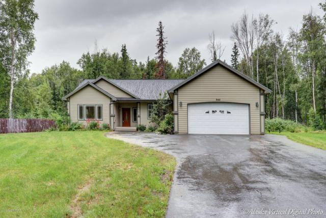 945 E Ashwood Loop, Wasilla, AK 99654 (MLS #18-18776) :: RMG Real Estate Network | Keller Williams Realty Alaska Group