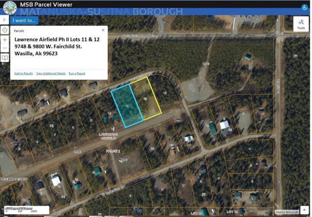 9748 W Fairchild Street, Wasilla, AK 99623 (MLS #18-18817) :: RMG Real Estate Network | Keller Williams Realty Alaska Group