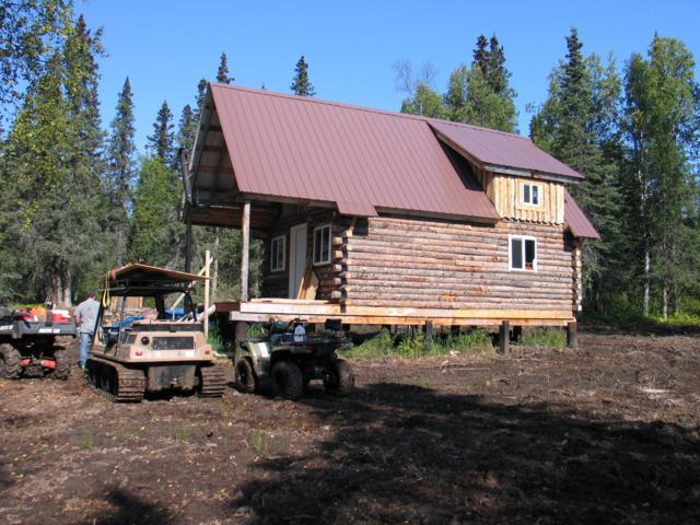 L10 B10 No Road Trail, Talkeetna, AK 99676 (MLS #18-18974) :: Alaska Realty Experts