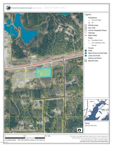 L3 Sterling Highway, Soldotna, AK 99669 (MLS #18-19007) :: Alaska Realty Experts