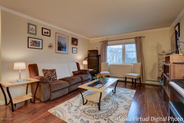 610 N Street #3, Anchorage, AK 99501 (MLS #18-19127) :: RMG Real Estate Network | Keller Williams Realty Alaska Group