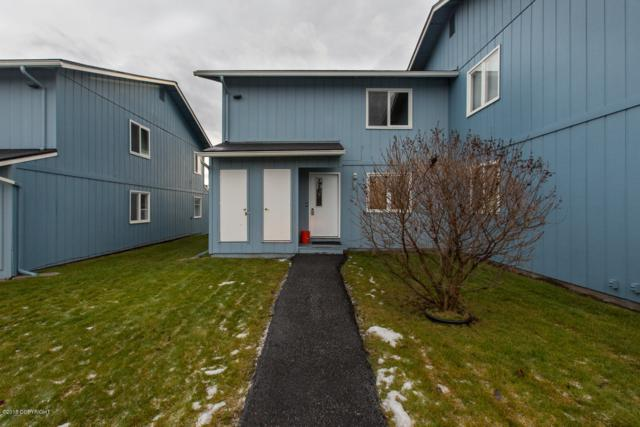 9221 Arlene Street #H-07, Anchorage, AK 99502 (MLS #18-19140) :: Core Real Estate Group