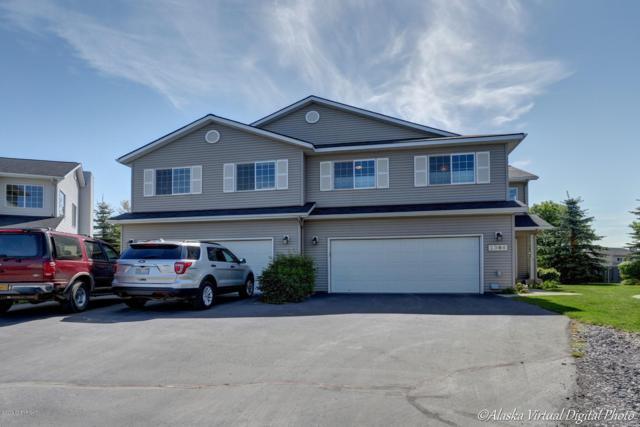 2366 Harbor Landing Circle #2366, Anchorage, AK 99515 (MLS #18-19229) :: Team Dimmick