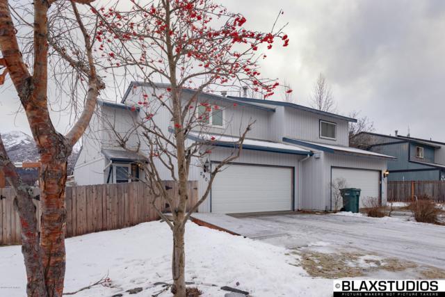 2901 Brookview Street, Anchorage, AK 99504 (MLS #18-19435) :: Team Dimmick