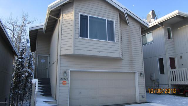 20224 Glacier Park Circle, Eagle River, AK 99577 (MLS #18-19477) :: RMG Real Estate Network | Keller Williams Realty Alaska Group