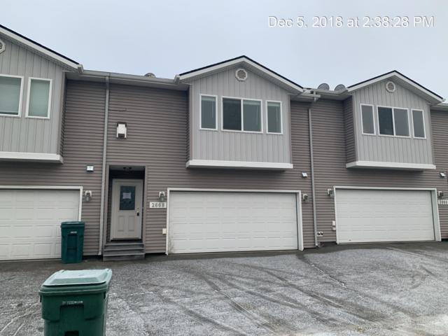 2668 Aspen Heights Loop #32, Anchorage, AK 99508 (MLS #18-19500) :: Core Real Estate Group