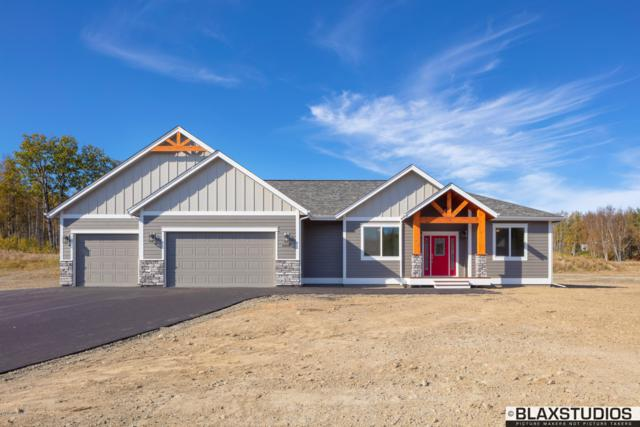 8275 N Memorable View Circle, Palmer, AK 99645 (MLS #18-19529) :: The Huntley Owen Team