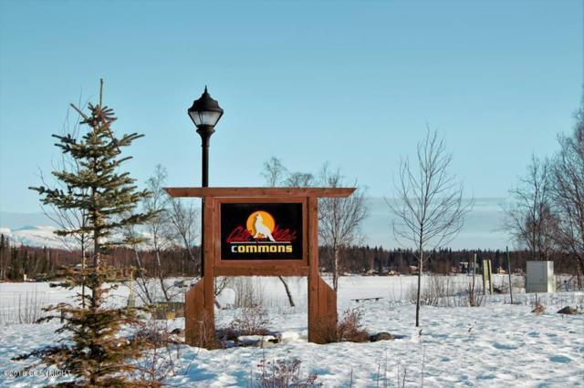20635 W Chilkoot Way, Big Lake, AK 99652 (MLS #18-19554) :: RMG Real Estate Network | Keller Williams Realty Alaska Group