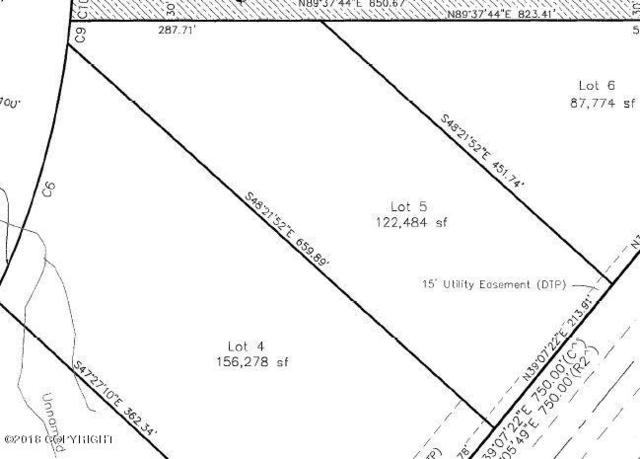 L5 Birchwood Loop Road, Chugiak, AK 99567 (MLS #18-19649) :: Core Real Estate Group