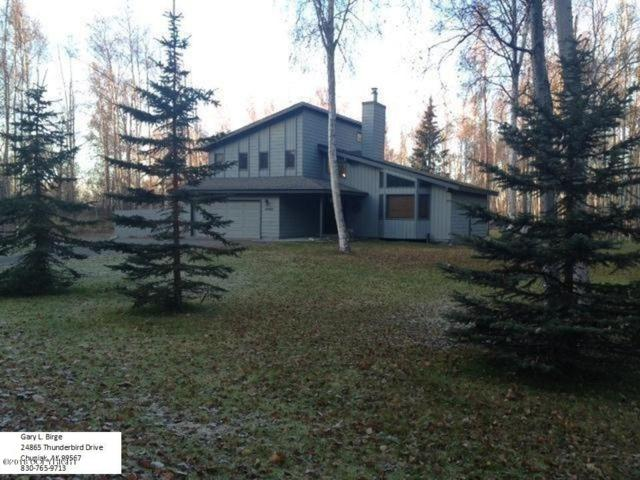 24865 Thunderbird Drive, Chugiak, AK 99567 (MLS #18-19803) :: Alaska Realty Experts