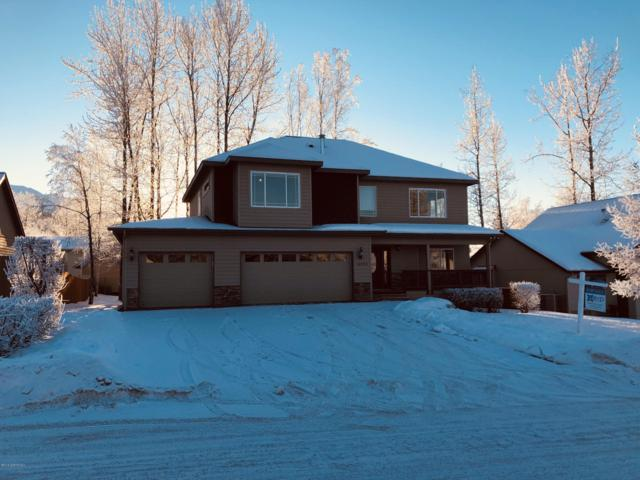 16958 Hideaway Ridge Drive, Eagle River, AK 99577 (MLS #18-19923) :: Alaska Realty Experts