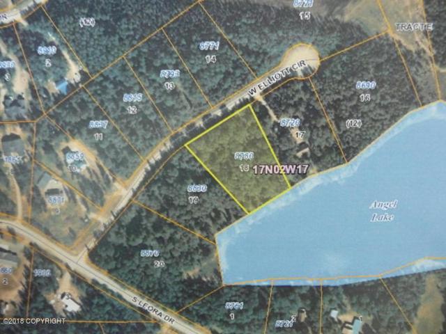 8780 W Elliott Circle, Wasilla, AK 99623 (MLS #18-2102) :: RMG Real Estate Network | Keller Williams Realty Alaska Group