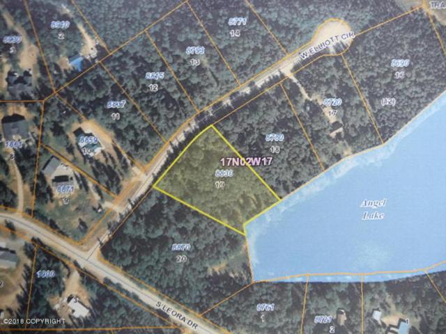 8830 W Elliott Circle, Wasilla, AK 99623 (MLS #18-2103) :: RMG Real Estate Network | Keller Williams Realty Alaska Group