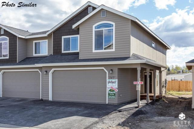 000 Skwentna Drive #22, Anchorage, AK 99504 (MLS #18-2253) :: Channer Realty Group