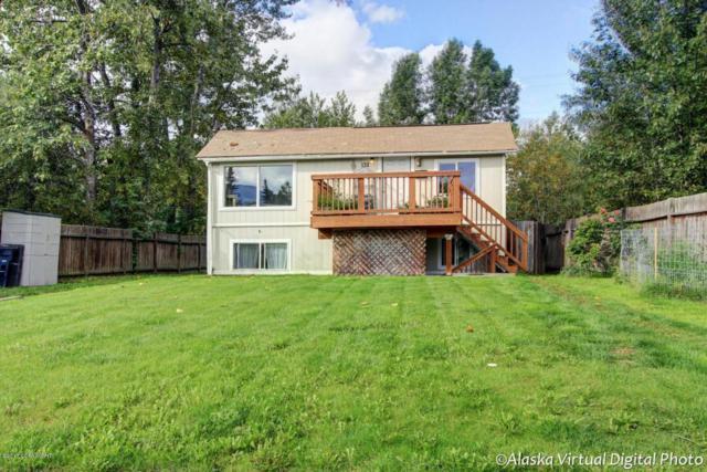132 N Lane Street, Anchorage, AK 99508 (MLS #18-2309) :: Real Estate eXchange