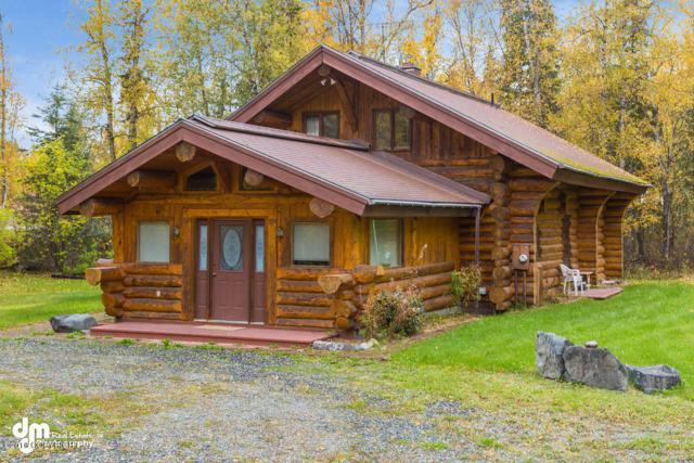 25651 S Talkeetna Spur Road, Talkeetna, AK 99676 (MLS #18-2359) :: RMG Real Estate Network | Keller Williams Realty Alaska Group