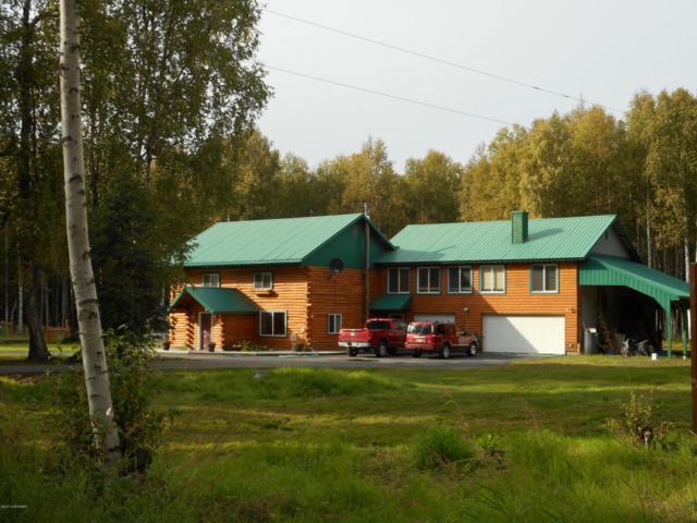 23525 W Douglas Drive, Willow, AK 99688 (MLS #18-2435) :: Northern Edge Real Estate, LLC