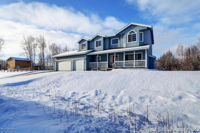 440 N Dawson Circle, Palmer, AK 99645 (MLS #18-2448) :: RMG Real Estate Network | Keller Williams Realty Alaska Group