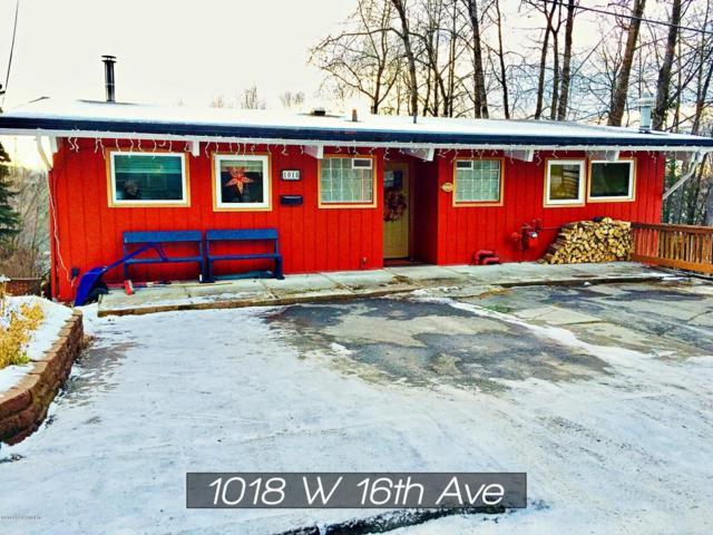 1018 W 16th Avenue, Anchorage, AK 99501 (MLS #18-2485) :: Northern Edge Real Estate, LLC