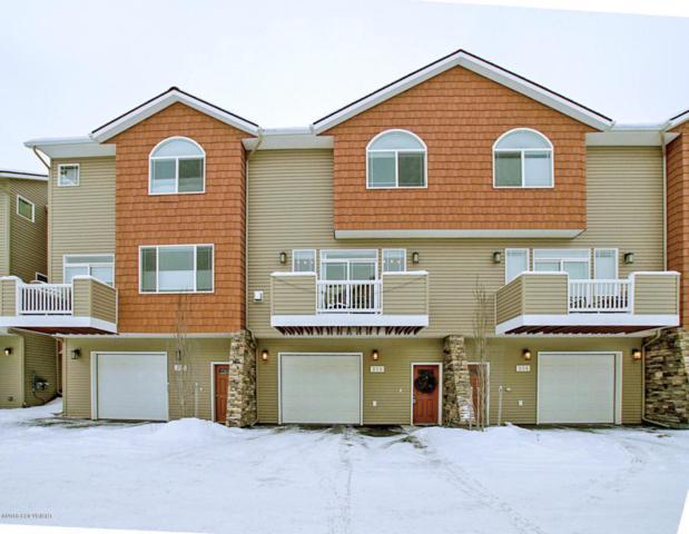 236 Cook Inlet Loop #5B, Anchorage, AK 99501 (MLS #18-2630) :: Northern Edge Real Estate, LLC