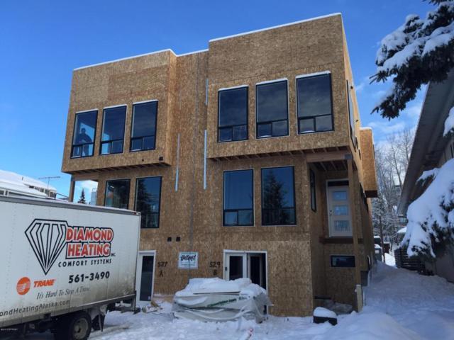 525 N Street #1, Anchorage, AK 99501 (MLS #18-2653) :: Northern Edge Real Estate, LLC