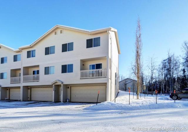 7111 Fairweather Park Loop #23A, Anchorage, AK 99518 (MLS #18-2687) :: Northern Edge Real Estate, LLC