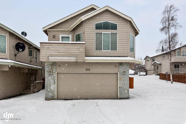 252 Dailey Avenue #20, Anchorage, AK 99515 (MLS #18-2689) :: Northern Edge Real Estate, LLC