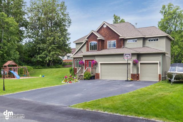 8520 Walker Circle, Anchorage, AK 99502 (MLS #18-3218) :: Real Estate eXchange