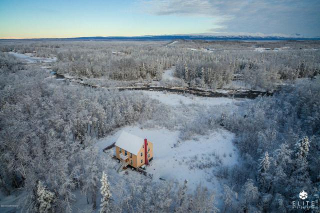 4537 Fish Creek Road, Big Lake, AK 99652 (MLS #18-339) :: Real Estate eXchange