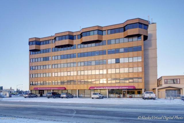 1113 W Fireweed Lane #504, Anchorage, AK 99503 (MLS #18-3445) :: Northern Edge Real Estate, LLC