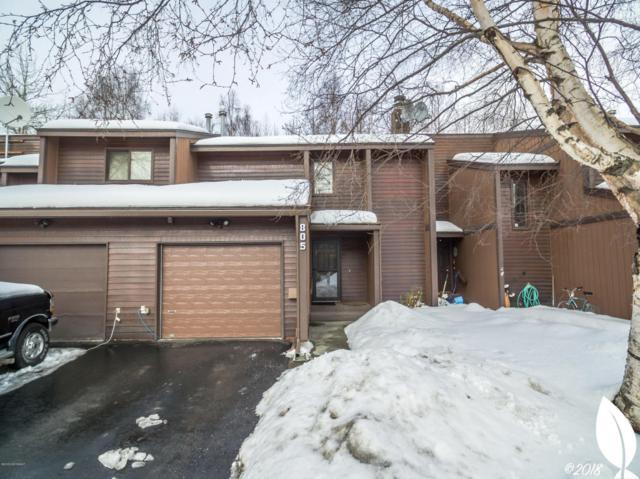 805 W 80th Avenue, Anchorage, AK 99518 (MLS #18-3508) :: Real Estate eXchange