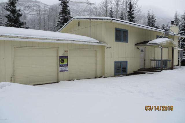 20251 Eagle River Road, Eagle River, AK 99577 (MLS #18-3732) :: Channer Realty Group