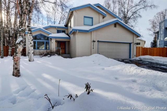 3410 Halyards Circle, Anchorage, AK 99516 (MLS #18-3780) :: Channer Realty Group