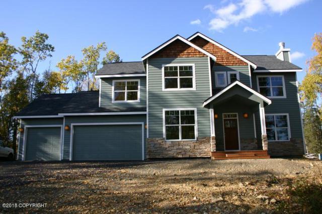 7645 S Settlers Bay Drive, Wasilla, AK 99623 (MLS #18-3893) :: Northern Edge Real Estate, LLC