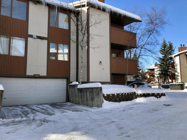 7242 Foxridge Circle #10E, Anchorage, AK 99518 (MLS #18-3971) :: Real Estate eXchange