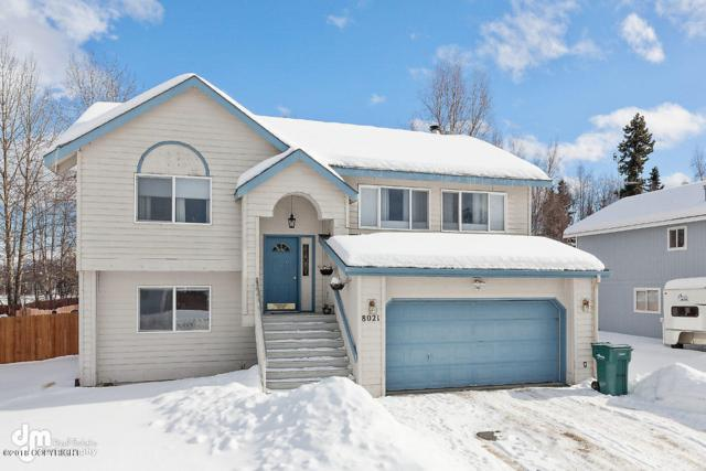 8021 Berry Patch Drive, Anchorage, AK 99502 (MLS #18-4191) :: Channer Realty Group