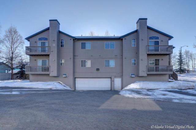 7122 Ambler Lane #18, Anchorage, AK 99504 (MLS #18-4266) :: Northern Edge Real Estate, LLC