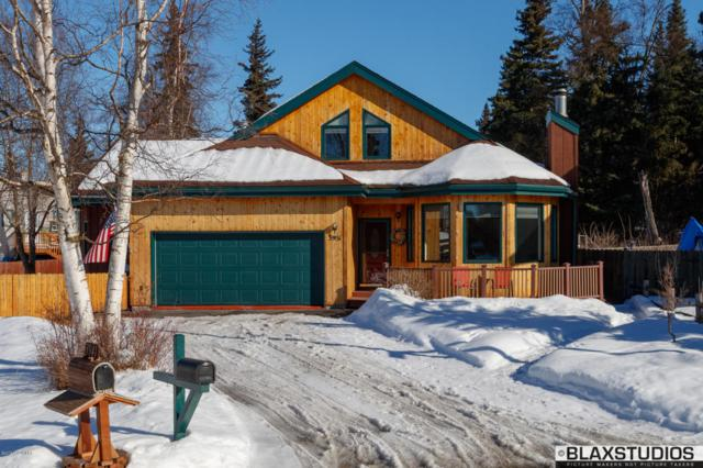 3951 E 86th Avenue, Anchorage, AK 99507 (MLS #18-4276) :: Channer Realty Group