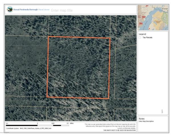 Tr 15 Wagon Road, Anchor Point, AK 99556 (MLS #18-4349) :: Northern Edge Real Estate, LLC