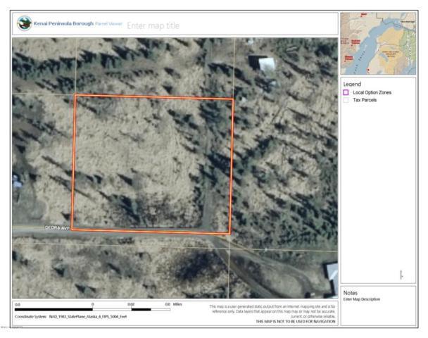 L3 Dedra Avenue, Anchor Point, AK 99556 (MLS #18-4954) :: Northern Edge Real Estate, LLC