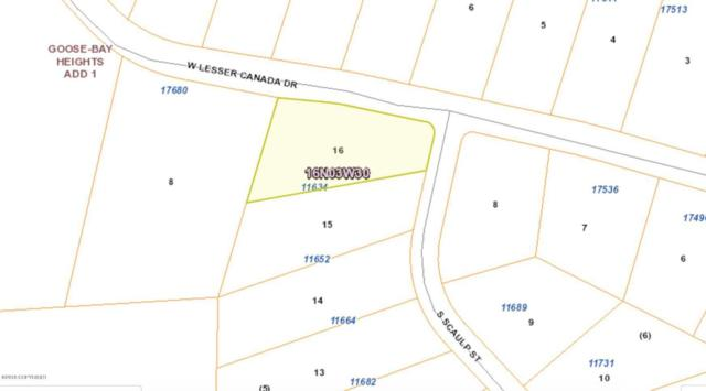 L16 B5 Lesser Canada, Wasilla, AK 99654 (MLS #18-4963) :: Northern Edge Real Estate, LLC