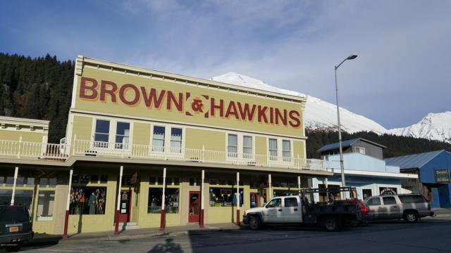 205-209 Fourth Avenue, Seward, AK 99664 (MLS #18-4998) :: Northern Edge Real Estate, LLC