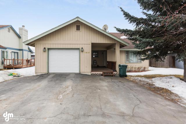 7639 Jaguar Circle, Anchorage, AK 99502 (MLS #18-5242) :: RMG Real Estate Network | Keller Williams Realty Alaska Group