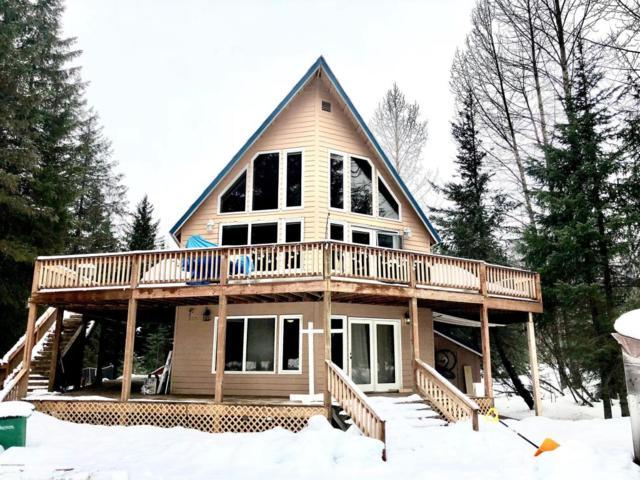337 Alta Drive, Girdwood, AK 99587 (MLS #18-5313) :: Core Real Estate Group