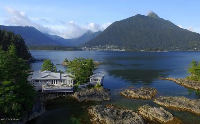 000 Twin Islands, Sitka, AK 99835 (MLS #18-5365) :: Team Dimmick