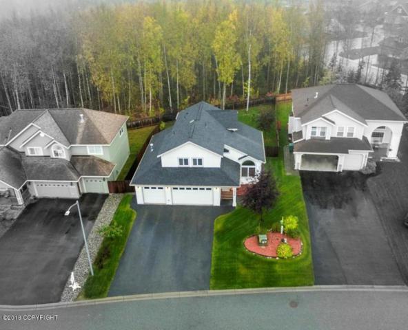 16426 Mills Park Circle, Eagle River, AK 99577 (MLS #18-6114) :: Core Real Estate Group