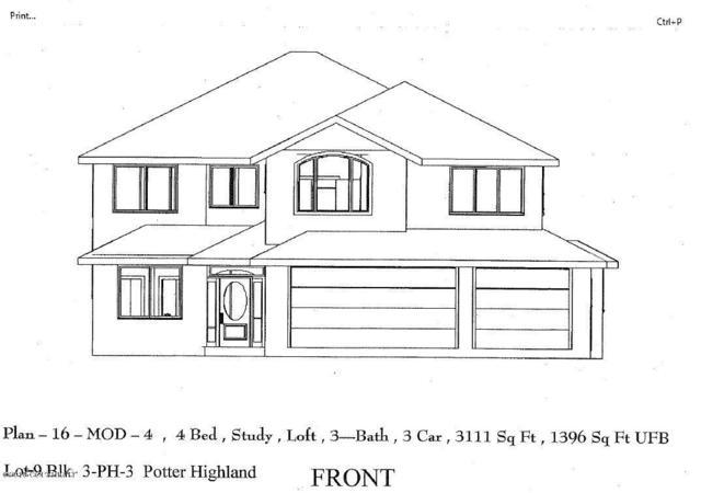L9 Potter Highlands Drive, Anchorage, AK 99516 (MLS #18-6122) :: Northern Edge Real Estate, LLC