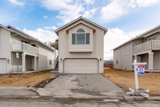 1667 S Heather Meadow Loop, Anchorage, AK 99507 (MLS #18-6256) :: RMG Real Estate Network | Keller Williams Realty Alaska Group